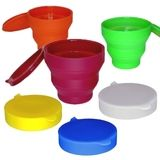 MeLuna Foldable Silicone Cup